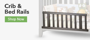 Cribs and Beds Rails
